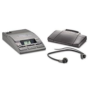 Philips 720-T Desktop Analog Mini Cassette Transcriber Dictation System