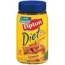 Diet Lemon Iced Tea