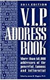 V.I.P. Address Book 2011