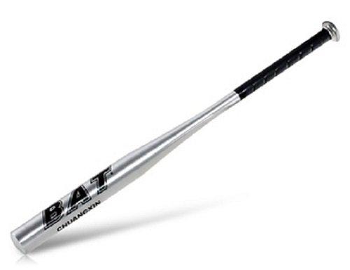 34 inch Aluminium Baseball Bat Silver