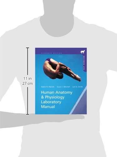 human anatomy & physiology laboratory manual cat version 12th edition
