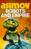 Isaac Asimov Robots and Empire (Panther science fiction)