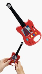 Guitar-Hero-Handheld-Portable-Game