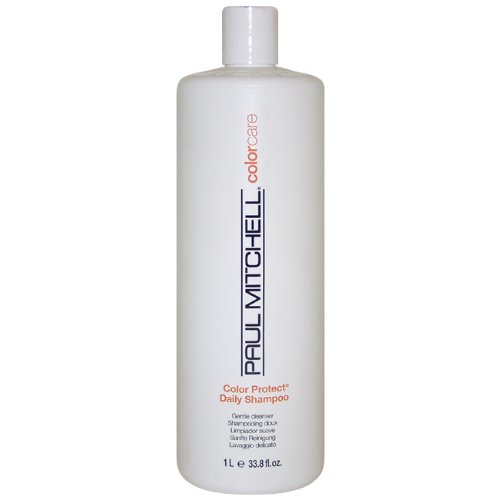 Paul Mitchell Color Protect Shampoo, 33.8-Ounce Bottle
