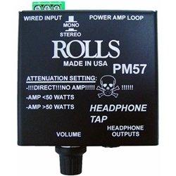 Rolls Pm57 Headphone Tap