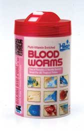 Hikari Bio-Pure Freeze Dried Blood Worms -- 0.42 oz