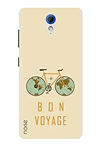 Noise Designer Printed Case / Cover for HTC Desire 620G / Vintage / Cycle Design