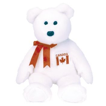 TY Beanie Buddy - MAPLE the Bear (Canada Exclusive) - 1