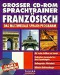 Gro�er CD- ROM- Sprachtrainer Franz�s...
