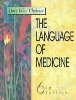 The Language of Medicine (Hardcover)