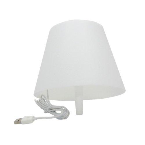 タンゼンシー TANZENCY ワイニ― ホワイト USB LED照明 WINEY+G8