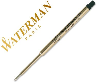 Büroring bille waterman s0478560 noir
