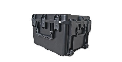 SKB Large Waterproof Pro Audio Case - 23 x 17x 14 inches, with Wheels Empty