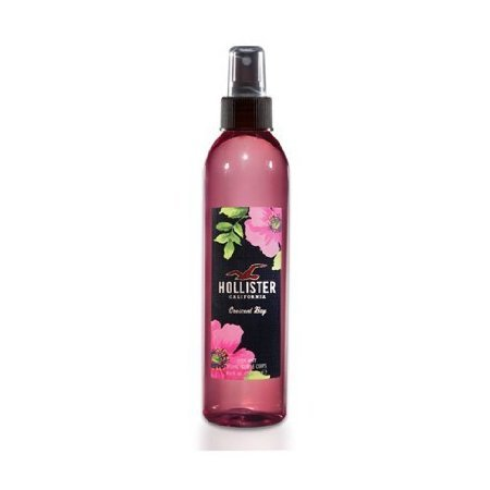 Hollister California Crescent Bay Body Mist 8.4fl.oz/250ml Perfumed Fragrance Spray - Splash