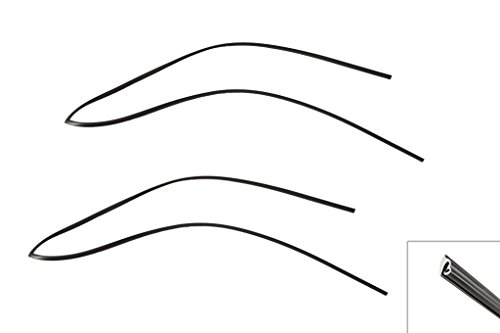 1983-1993 Mustang Convertible Windshield Molding Weatherstrip Seals (Weatherstrip Convertible compare prices)