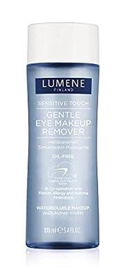 Lumene Sensitive Touch Gentle Eye Makeup Remover, 3.4 Fluid Ounce