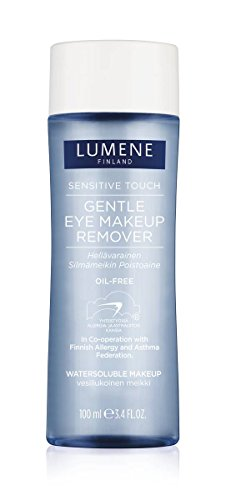 Lumene Sensitive Touch Gentle Eye Makeup Remover, 3.4 fl oz