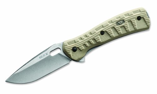 Buck 847 Vantage Force Knife (Desert Tan)
