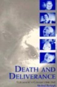 Death and Deliverance: 'Euthanasia' in Germany, c.1900 to 1945: Michael Burleigh: 9780521477697: Amazon.com: Books