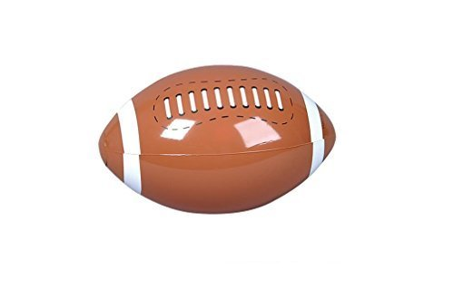 Football Inflate (12 Pack ) 9-inch. - 1