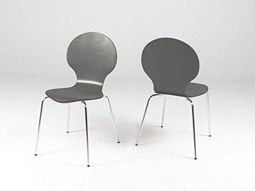 Stapelstuhl-Bistrostuhl-Stuhl-Esszimmerstuhl-Kchenstuhl-Design-Metall-Holz-stapelbar-sehr-belastbar-Marcus-Grau