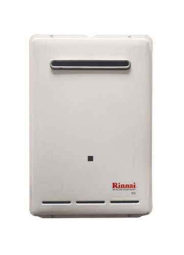 Rinnai V53e-LP Propane Outdoor Tankless Water Heater, 5.3 GPM (Rinnai Propane compare prices)