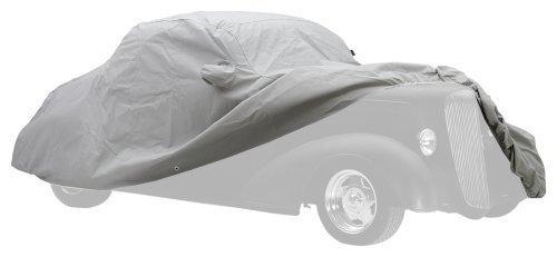 Covercraft auto personalizzato per Jaguar XK8 (Technalon Evolution Covercraft da tessuto, marrone