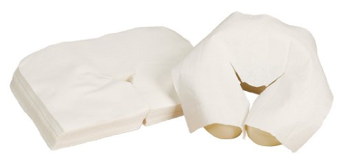 Earthlite Disposable Headrest Covers (100 count) (Chair Headrest Covers compare prices)