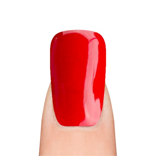 Layla Cosmetics Milano no Lamp Gel Polish Smalto Live Red
