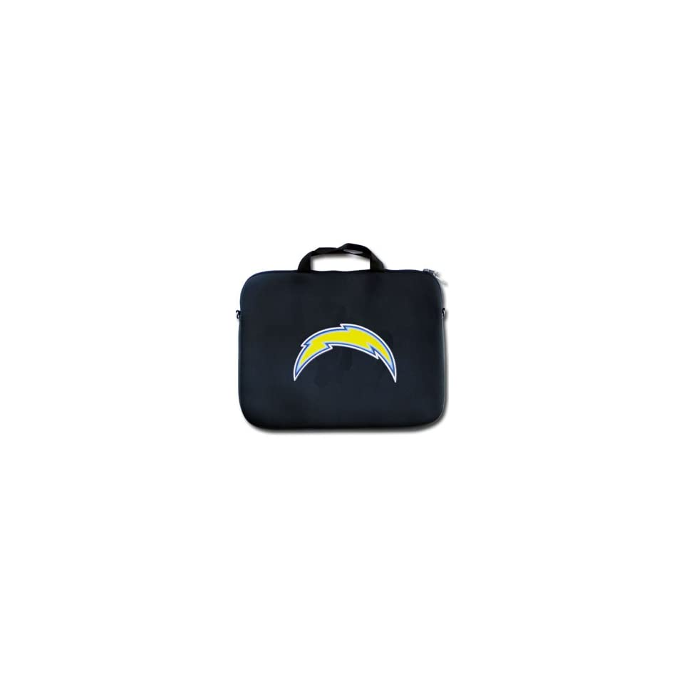 NFL San Diego Chargers Laptop Case   San Diego Chargers Laptop Bag