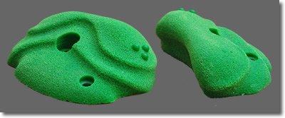 Mantis - 10 Incut climbing holds - climbing grips