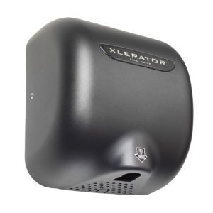 Xlerator Xl-Gr Automatic High Speed Hand Dryer With Graphite Cover, 12.5 A, 110/120 V