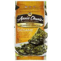 Annie Chun'S - Seaweed Snacks Roasted Sesame - 0.35 Oz.