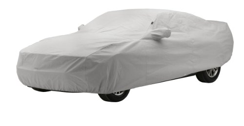 Covercraft Custom Fit Car Cover For Chevrolet El Camino (Technalon Evolution Fabric, Gray) back-68418
