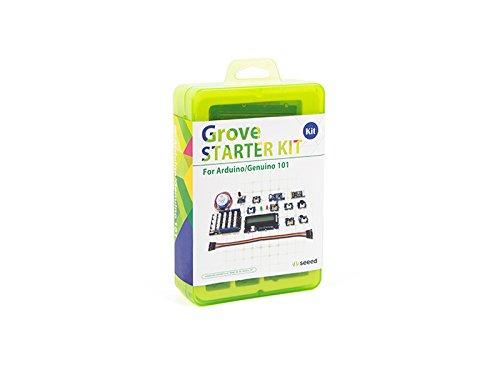 Seeedstudio Grove Starter kit for Arduino&Genuino 101 (Grove Starter Kit compare prices)