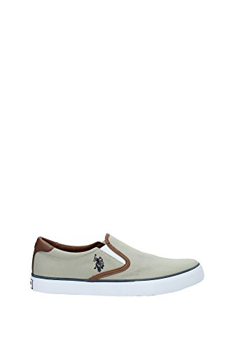 pantoufle-us-polo-assn-homme-tissu-kaki-marron-et-bleu-leroyligr-gris-45eu