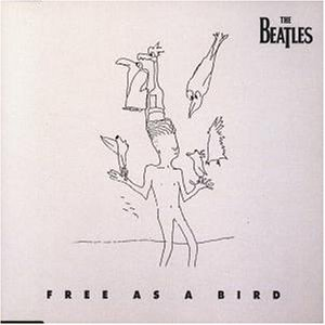 The Beatles - Free As A Bird ( Us Maxi Singl - Zortam Music