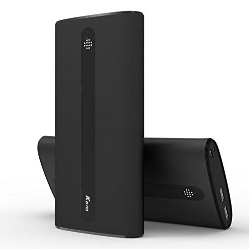 Kans Caricabatterie Portatile -Ultra Capacità di 20000mAh con uscita a 3.1A per iPhone, iPad, Samsung Galaxy e Altri