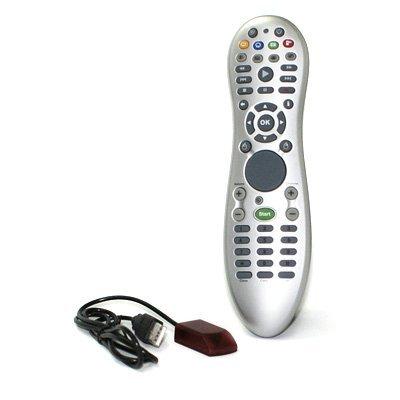 Buy Ortek Windows 7 Vista XP Media Center MCE PC Remote Control and Infrared Receiver for Home, Prem...