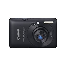 31SE8FxiiZL. SL500 AA280  Canon PowerShot SD780IS 12.1MP Digital Camera   $180 Shipped