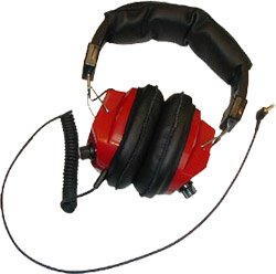 Vanco HF24RS Race Scanner Headphones