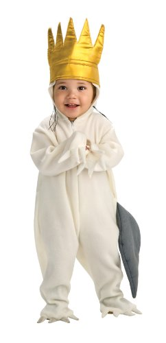 Rubie's Costume Co Baby-boys Newborn The Wild Things are Max Ez-on Romper