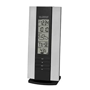Wireless Forecast Station in Aluminum