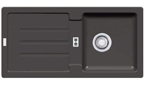 FRANKE STG 614 Graphit (dunkelgrau) Granit Einbauspüle 860 x 435 mm 114.0197.796