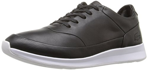 Lacoste Women's Joggeur Lace 316 1 Caw Fashion Sneaker, Black, 9 M US