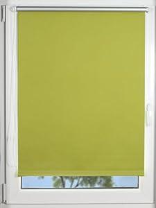 Verdunklungsrollo Thermo ~ Farbe grün ~ Größe 150x240cm (Stoffbreite x Höhe) ~ ab 24, EUR ~ weitere Größen im Angebot wählbar   Überprüfung und weitere Informationen