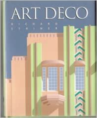 Art Deco (Abbeville Stylebooks), Striner, Richard