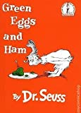 Image of Green Eggs and Ham by Dr. Seuss - Hardcover - First Edition, Renewed Copyright 1988, 129th Printing