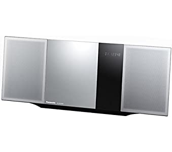 Cheapest  panasonic sc-hc39dbebs compact stereo system 40W