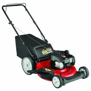 yard machine 21 high wheel push mower